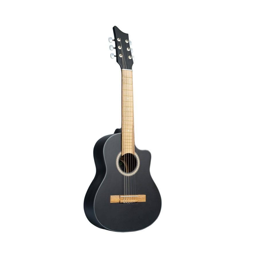 guitarra negra niños