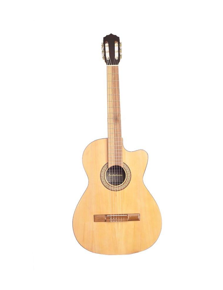 guitarra pino cipres
