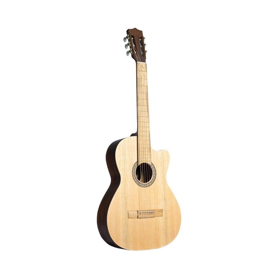 guitarras en madera