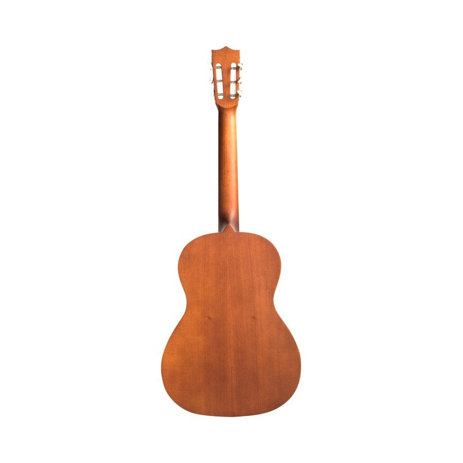 espalda guitarra