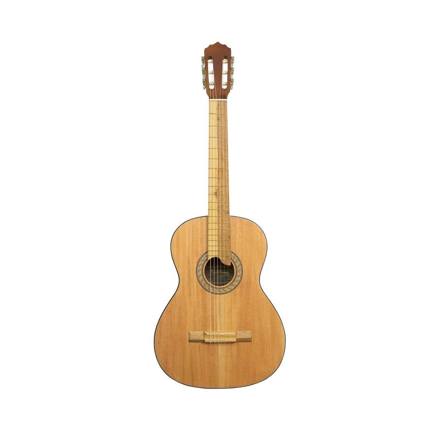 guitarra en cedro