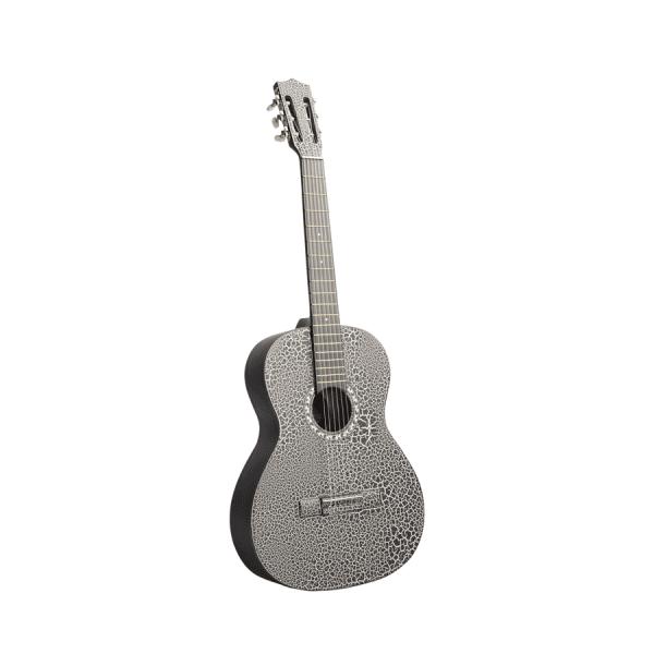 guitarra mete gris