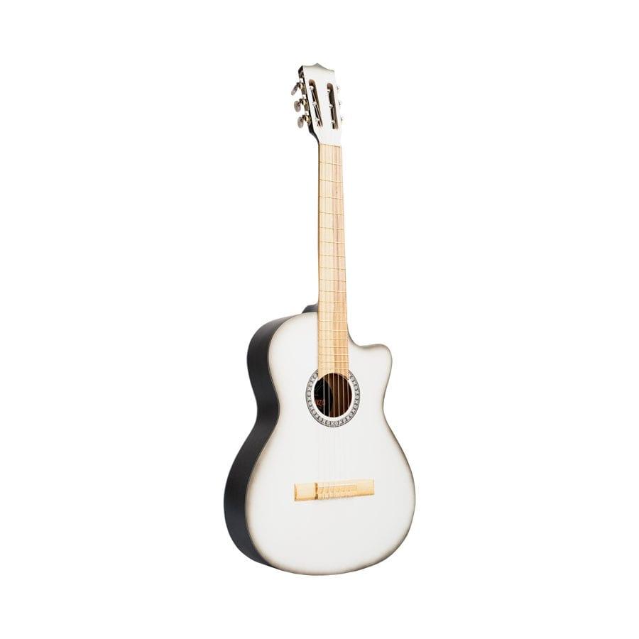 guitarra para mujer
