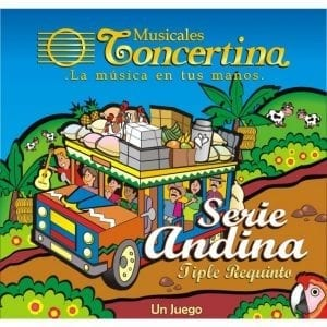 concertina tiple requinto