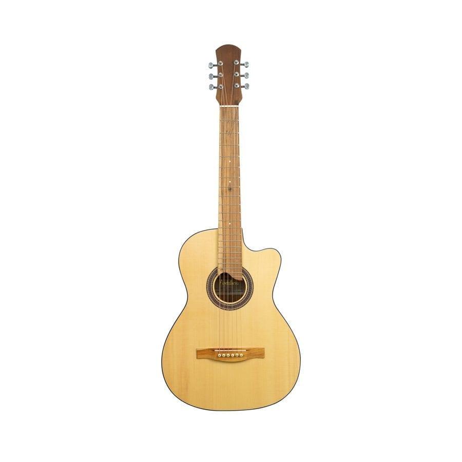 guitarra cuerdas de acero