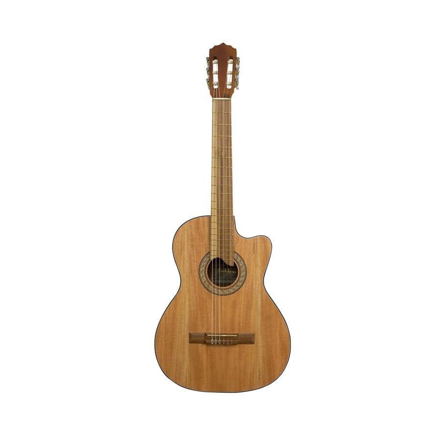 guitarras madera maciza